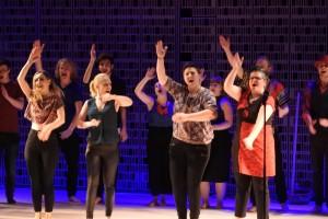 Global Choir, Music House, Helsinki 8.1.2.2016